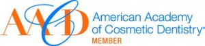 aacd member logo blue n orange